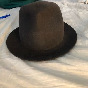 Rag & bone wool fedora hat